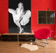 W+G Giant Art® Marilyn - legenda 115x175 cm
